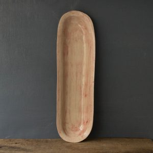 bread server, rustic tableware