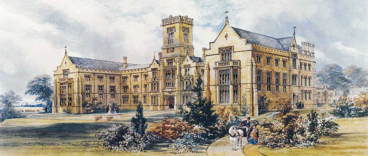 The History of Kingswood School