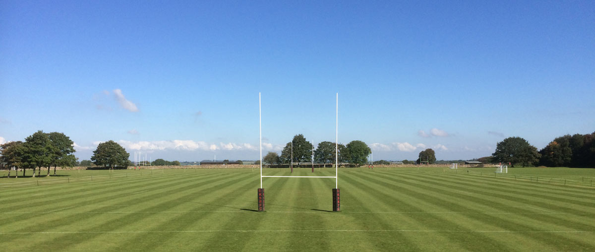 Rugby Pitch Hire Bath