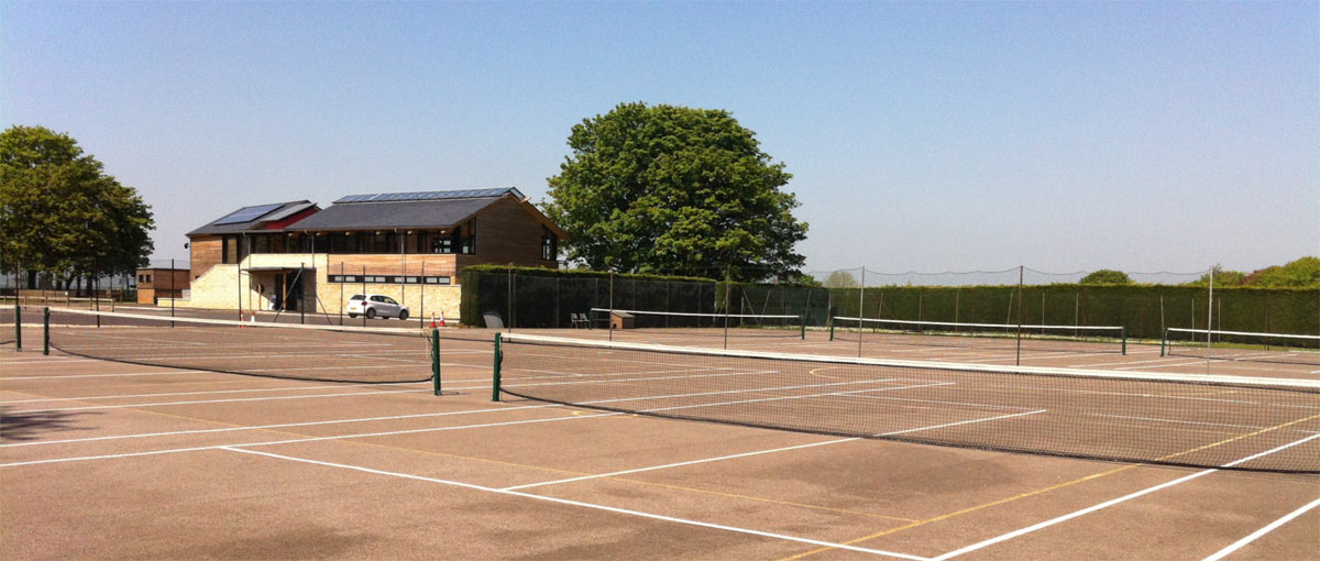 Tennis Court hire Bath