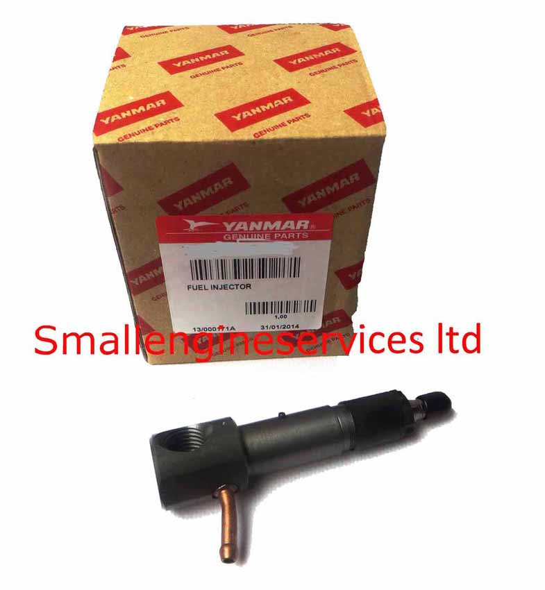 yanmar injector pump l100 ae