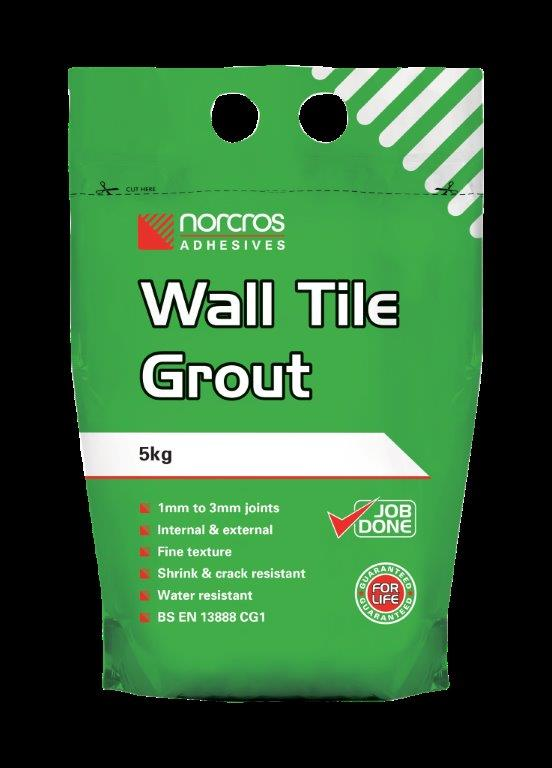 15 Norcros Wall Tile Grout