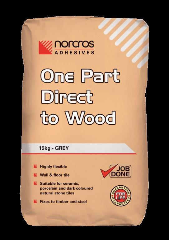 7 Norcros One Part Direct To Wood