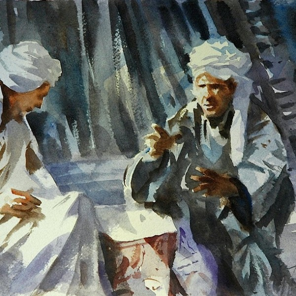 Bartering orientalism by Trevor Waugh