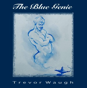 i Punkt The Blue Genie Cover