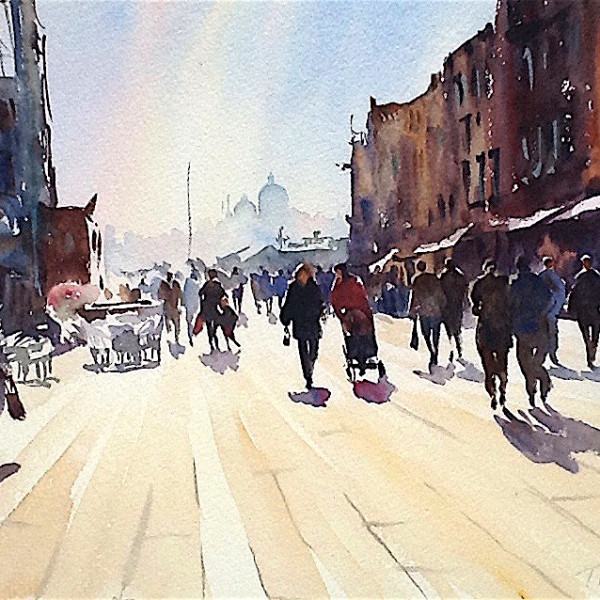 via garibaldi, original art by Trevor Waugh