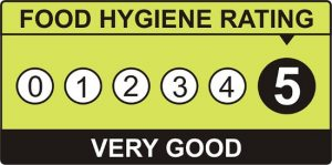 Food Hygiene rating for Bath Sushi