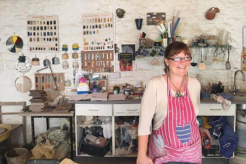 Ceramic Courses, pottery courses by Jenny Barton
