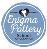 School logo, pottery & ceramics