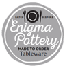Tableware logo, pottery & ceramics
