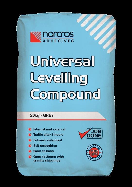13 Norcros Universal Levelling Compound