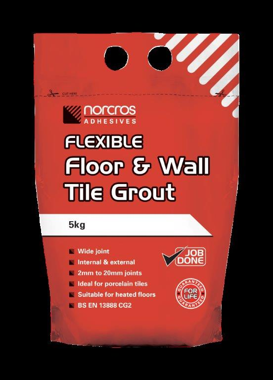 16 Norcros Flexible Floor & Wall Tile Grout