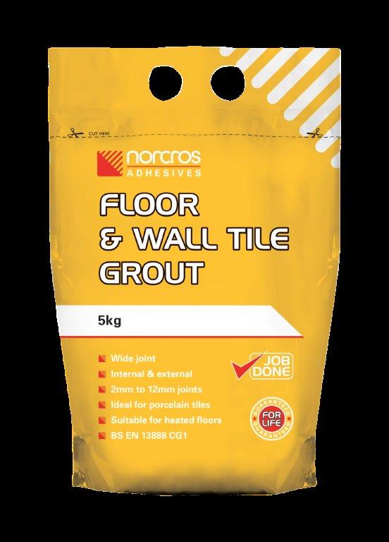 17 Norcros Floor & Wall Tile Grout