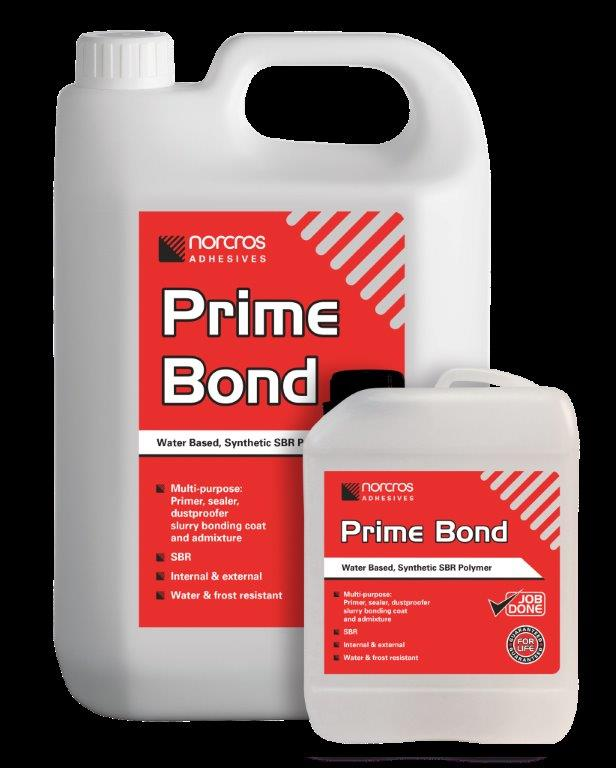 18 Norcros Prime Bond 1L & 5L